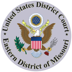 Seal: United States District Court, Eastern District of Missouri