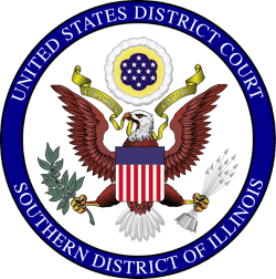 Seal: United States District Court, Southern District of Illinois