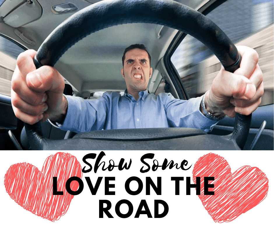 Show some Love on the Roadways