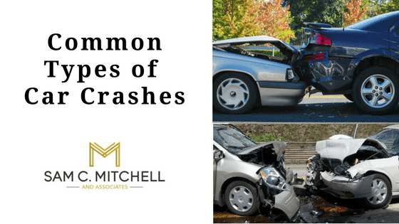 Common Types of Car Crashes